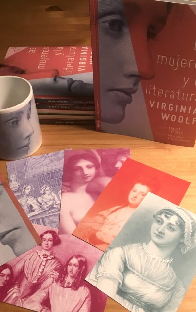 Pack regalo 2ª edición «Las mujeres y la literatura» de Virginia Woolf